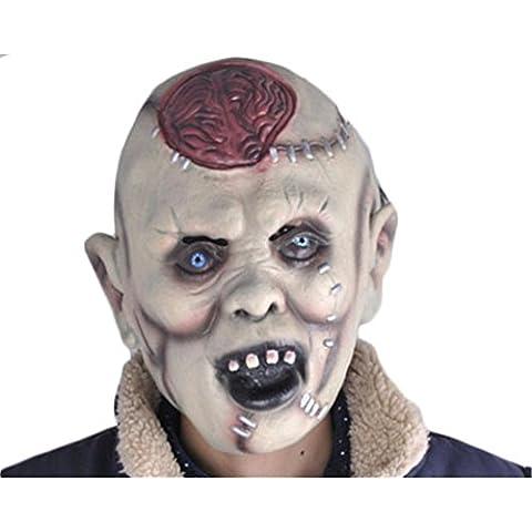 spaventoso maschera di protezione puntelli cosplay di Halloween della mascherina del partito