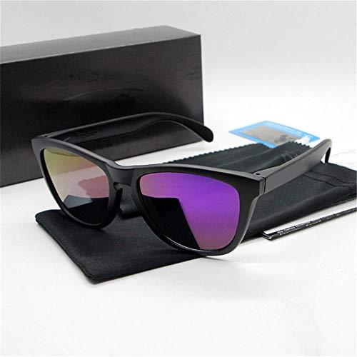 ANSKT Mode Sonnenbrille polarisierte Brille Reitbrille tr90 wirklich bunt Unisex @ 1
