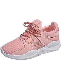 brand new 3c9f4 1eda1 Familizo Chaussure de Marche Extérieure Décontractée pour Femme, Chaussures  ...