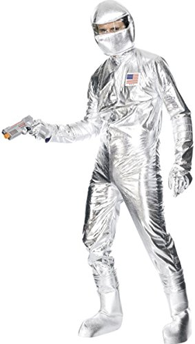 Spaceman Costume, Large ()