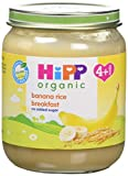 HiPP Organic Banana Breakfast, 125 g (Pack of 6)