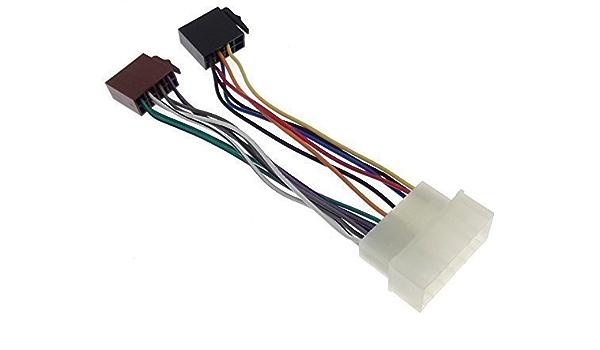Hyundai Kia Radioadapter Radio Adapter Kabel Iso Elektronik