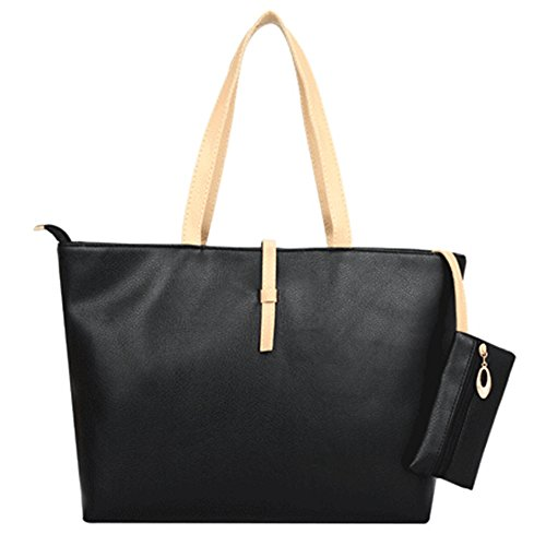 Greenlans, Borsa tote donna, Light Green (verde chiaro) - WXGG202454QX3Q45429 Black