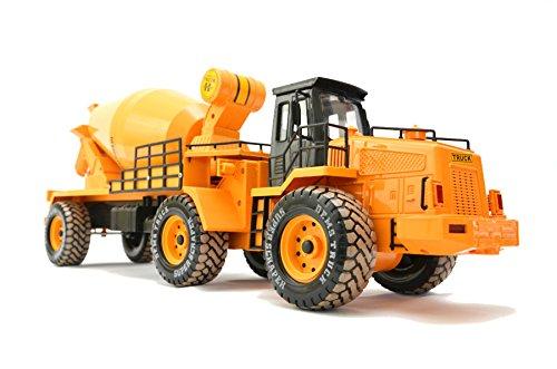 RC Auto kaufen Baufahrzeug Bild 6: RC Truck 4 Kanal LKW Betonmischer