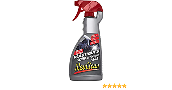 Neoclean 0710 Kunststoffen Gesundheitsversorgung Innen Matt Sprayer 500 Ml Auto