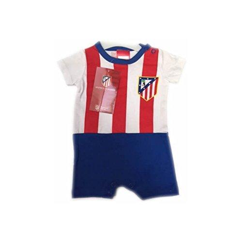 Body Bebe Atletico de Madrid equipación - 6Meses