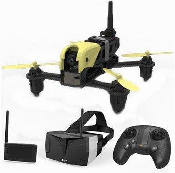 HUBSAN H122D dron con cámara Cuadricóptero Negro