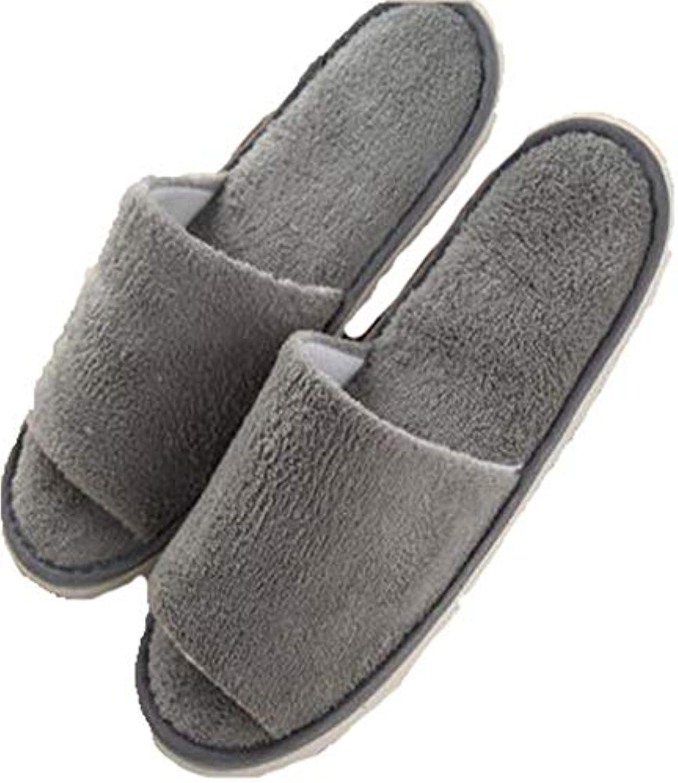 WDDP Pantofole USA E Getta Coral Velluto Slip Hotel Hotel Casa Indoor 10 Paia | Clienti In Primo Luogo  | Uomo/Donne Scarpa
