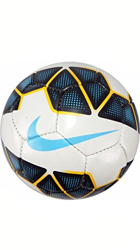 Larjonna Nike Strike Official Premier League (Multi-coloured) replica Football. Size-5  available at amazon for Rs.514
