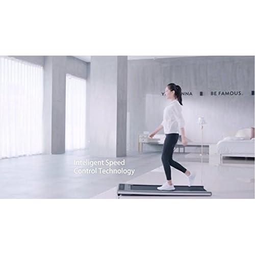 41d7gfNinWL. SS500  - Slim Tread - Ultra Thin Smart Treadmill Running Machine Portable
