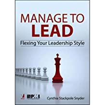 ‏‪Manage to Lead‬‏