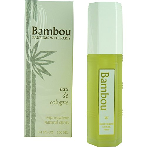 Perché in bambù Eau de Cologne 100 ml (donna)