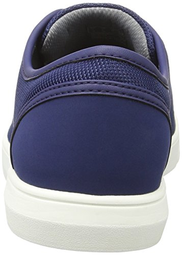 Clarks Herren Lander Cap Low-Top Blau (Blue Combi)