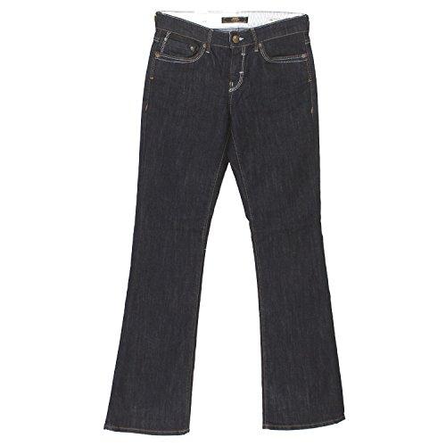 Mavi, Lina Flare, Damen Jeans Hose, Stretchdenim, Rinse Uptown Blue, W 28 L 34 [16843] Damen Stretch Flare Jeans