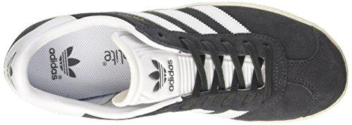 adidas Gazelle, Bottes Classiques Mixte Enfant Gris (Dgh Solid Grey/ftwr White/gold Met.)