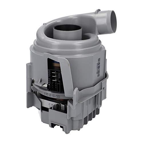 Heizpumpe Pumpe Umwälzpumpe Durchflusserhitzer Erhitzer Heizung Geschirrspüler Spülmaschine für Bosch Siemens 12019637