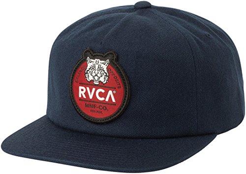 RVCA Herren Kappe Patch Cap