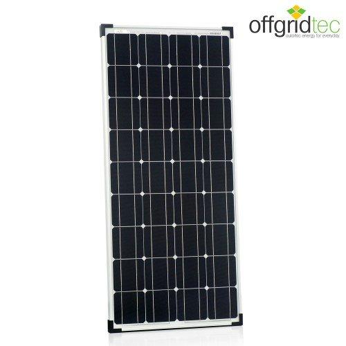 Solaranlage Autark S-Master 100W Solar - 600W AC Leistung 12V 230V - Inselanlage - Solarset -