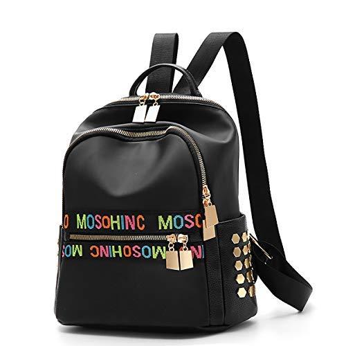 (Coolives kleine coole Reise Oxford Rucksack Mode Rucksäcke für Mädchen Frauen)