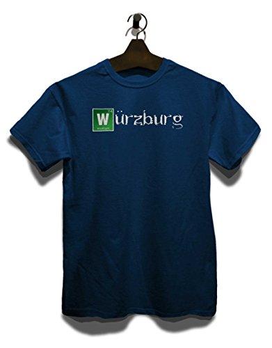Wuerzburg T-Shirt Navy Blau