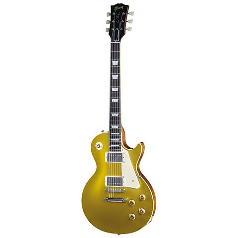 Gibson 1957 Les Paul True Historic - Gold Top Reissue AGED Les Paul Gold Top