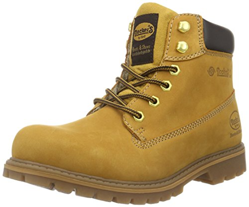 Dockers by Gerli 35ca101-300910, Rangers Boots Homme, Golden Tan