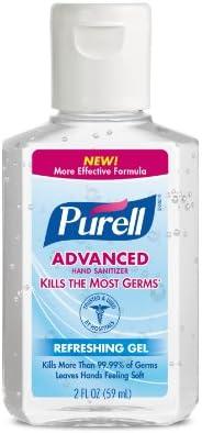 Purell Refreshing Gel Hand Sanitizer, 59 ml