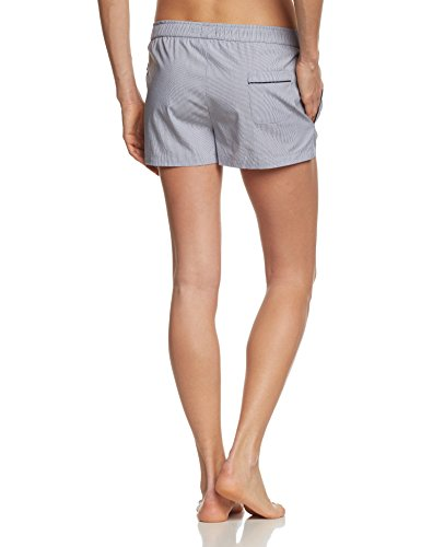Marc O'Polo Body & Beach Damen Kurze Schlafanzughose SHORTS Grau (grau 200)