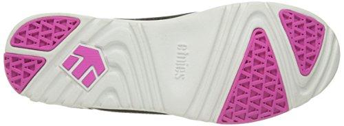 Etnies Damen Scout Ws Sneaker Schwarz (nero / Rosa / Rosa)