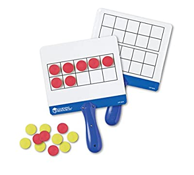Learning Resources Magnetic Ten- Frame Answer Boards from Learning Resources Ltd