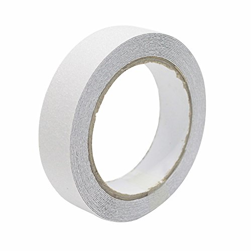 Oule Non-Slip Adhesive for Safety Pet Tape 5 m x 2.5 cm Clear Indoor And Outdoor Use
