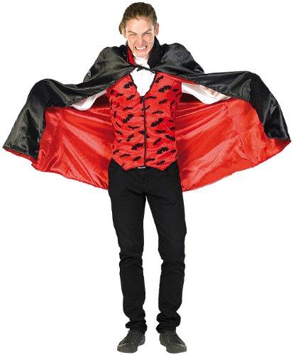 (infactory Kostüm für Frau und Mann: Halloween-& Faschings-Kostüm Magic Vampire, Herrengröße XL (Verkleidungen für Halloween))