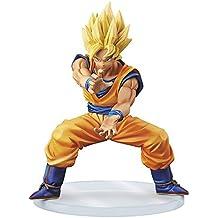 Banpresto 34258–Figura Super Saiyan Goku de Dragon Ball Z