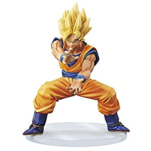 Banpresto 34258 – Figura Super Saiyan Goku de Dragon Ball Z 11