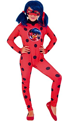 Imagen de disfraz de ladybug™ classic para niña