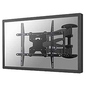 LED-W550 - montage ( Tilt-/pivotant Wall Mount ) pour LCD-/Plasma TV - Aluminium