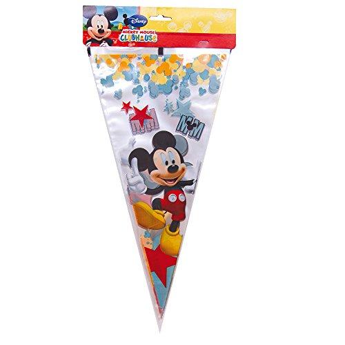 Mickey-Mouse-Pack-de-10-bolsas-cono-con-estrellas-Maxi-Clubhouse-30X40-cm-Verbetena-014000334