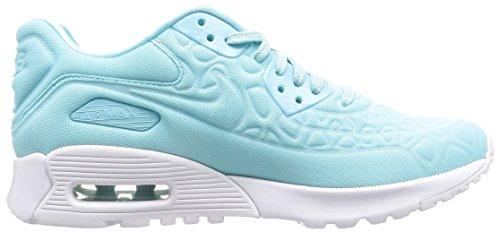 Nike 844886-400, Chaussures de sport femme Bleu (Copa/White/Cool Grey/Copa)