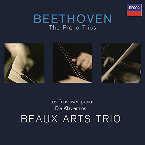 "Beethoven: Piano Trio No.5 in D, Op.70 No.1 - ""Geistertrio"" - 3. Presto"