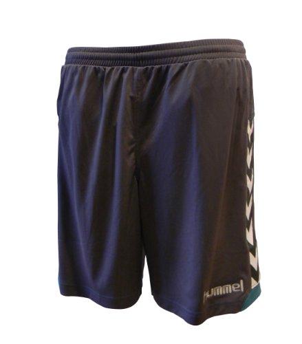 Hummel Uni Shorts Bee Authentic, nine iron / oriental blue, XXL, 10-734-2783