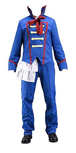 Chong Seng CHIUS Cosplay Costume Puppet Master Cainz Doroseru Version 1 (Puppet Master Kostüm)