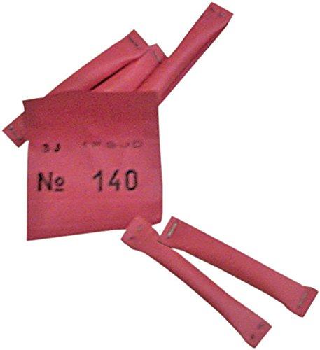 Avery Dennison Zweckform - Paquete de remaches, rojo