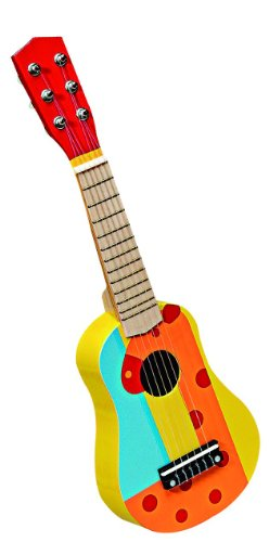 Wooden Toys Wooden Guitar
