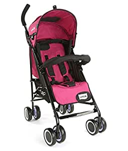 LuvLap City Baby Stroller Buggy (Pink)