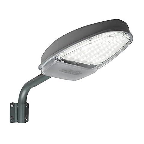 mountain ark 24W LED im Freiendämmerung zum Dämmerungs-Yard-Licht-wasserdichte Straßenlaterne IP65 6500K 2500LM Wand-angebrachte Bereichslicht (3 Lb Paket)