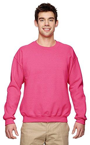 50 Fleece Crew Sweatshirt (Gildan Heavy Blend 8 Oz. 50/50 Fleece Crew)