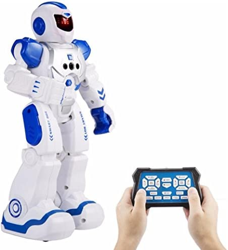 zycShang Robot TéLéComFemmedé Rc Jouet Cadeau, TélécomFemmede RC Robot Robot Robot Smart Action Infrarouge Permet Gesture Contrôle  s Jouet | Exquise (in) De Fabrication  fa46e1