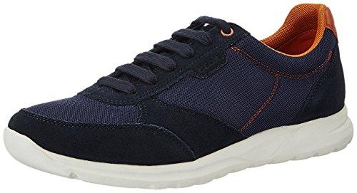 Geox Herren U Damian C Sneaker Marine
