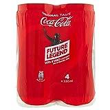 Coca-Cola Original Taste Lattina - 4 x 330 ml