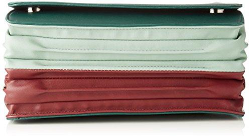 Lollipops - Arty Shoulder, Borse a spalla Donna Verde (Green)